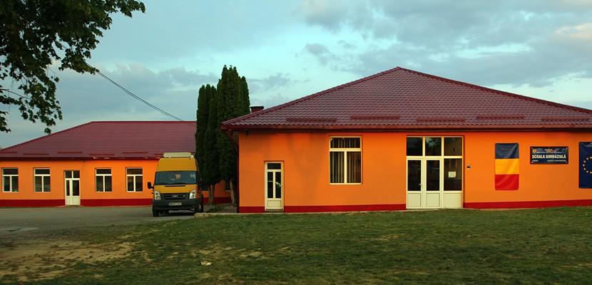 Scoala Gimnazială Ariniș