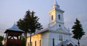"Biserica ""Sfinții Arhangheli Mihail și Gavril"" Ariniș"